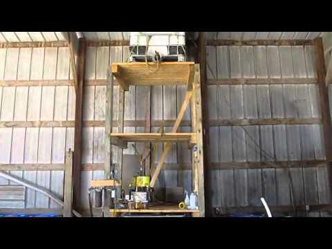 Biodiesel Drywash Wood Chip Change.wmv