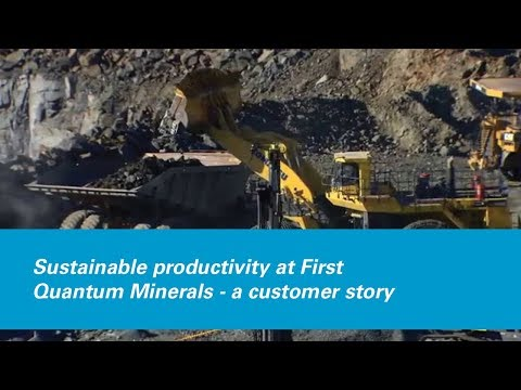 Atlas Copco - Kevitsa (First Quantum Minerals) mining success story