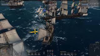 Naval Action-PB-Santo Domingo Sweden v Russia