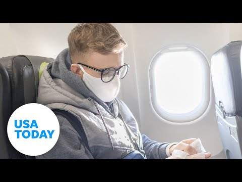 How to handle an airline seatmate who refuses to comply with mask rules   USA TODAY