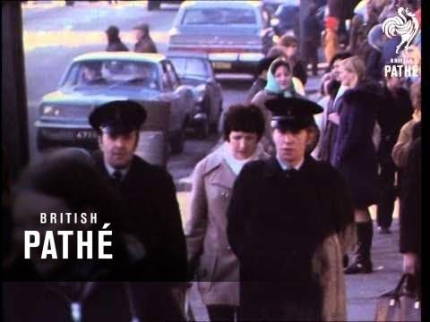 Shankill Area Of Belfast  (1973)
