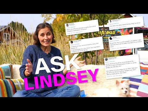 Ask Lindsey - Rough Sex, Pregnancy, and Sex Drive