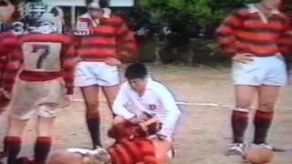 第58回全国高校ラグビー選手権大阪予選決勝