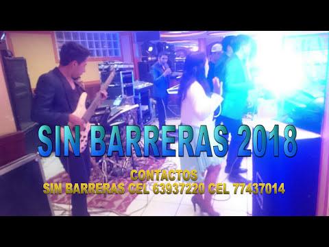 SIN BARRERAS 2018 (ZATAEO) K´ánchapaj K´ausasaj (Audio Oficial)