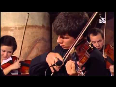 Vaclav Hudecek and Jan Mracek- J. S. Bach, Concert for Violin and Oboe(Violin) BWV1060