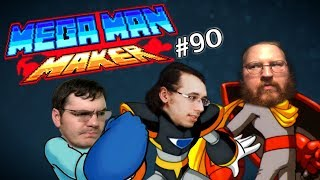 We Play Your MegaMAN Maker Levels #90