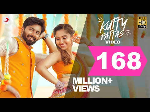 Kutty Pattas Song Full Video | Ashwin | Reba John | Venki | Santhosh Dhayanidhi | Sandy