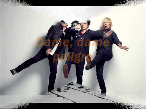 Green day- Sex, drugs & violence- (Traducida al español)