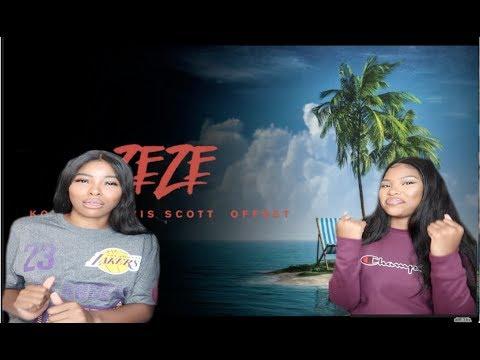 Kodak Black - ZEZE (feat. Travis Scott & Offset) [Official Audio]REACTION | NATAYA NIKITA
