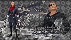 All Braig and Xigbar (special guest starring Luxu) Cutscenes Kingdom Hearts Series HD 720p 60FPS