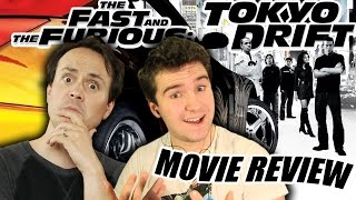 The Fast and the Furious: Tokyo Drift - Movie Review with Matic Val...