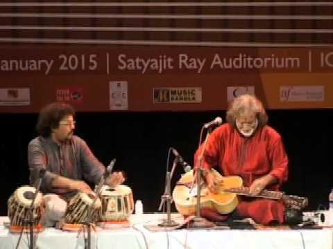 Pandit Vishwa Mohan Bhatt & Pt. Bickram Ghosh at India International Guitar Festival 2015
