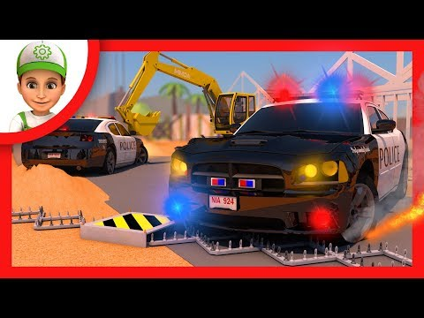 Cartoons. Adventure Handy Andy in Car City - Full episodes. Children Cars 3D videos for kids
