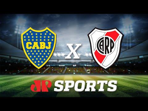 AO VIVO: Boca Juniors x River Plate - 22/10/19 - Libertadores - Futebol JP