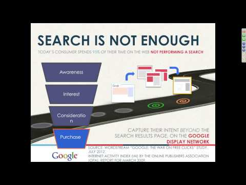 Advanced Adwords Strategies for E-Tailers - National Positions Webinar