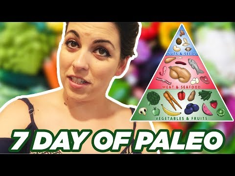 I Tried The Paleo Diet For A Week