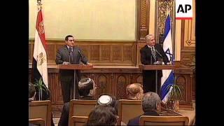 هل يزور نتنياهو القاهرة؟