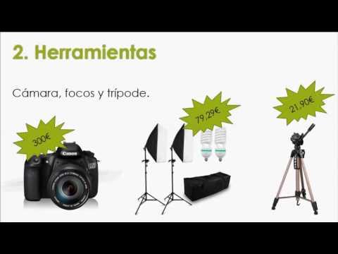 ¿Cómo hacer las fotos de un e-commerce?