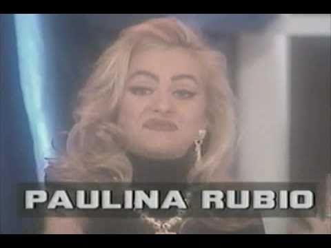 Shanik Berman entrevista a Paulina Rubio