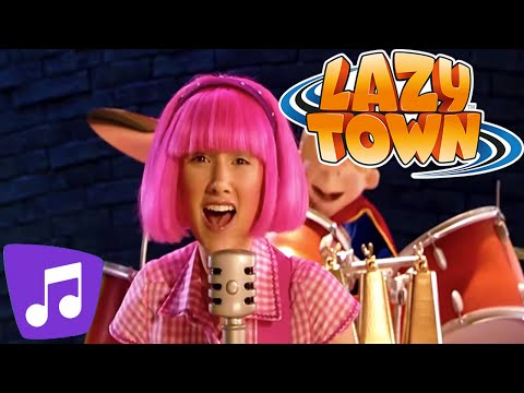 Lazy Town I When We Play! Music Video