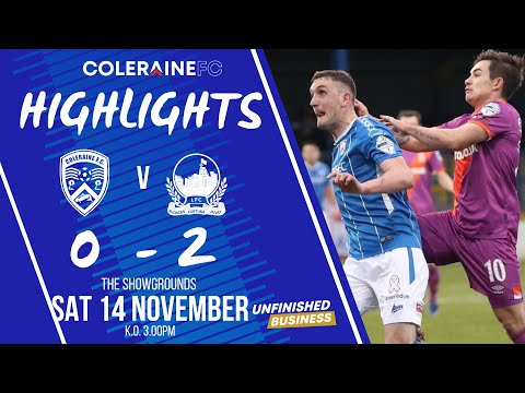 Coleraine Linfield Goals And Highlights