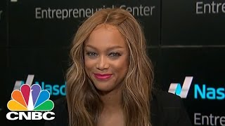 Tyra Banks On Presidential Debate, MBA Program, Fashion | Closing Bell | CNBC