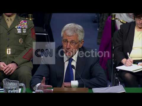 SEN MCCAIN TO HAGEL:SMALLEST ARMY SINCE WWII