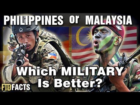 MALAYSIA or PHILIPPINES - Which Military Is Better?
