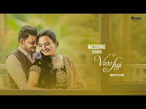 Vino♥Suji | Palakkad Wedding Teaser | Cinematic Video | Graphika Photography