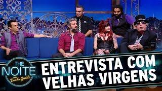 Video Entrevista com Velhas Virgens | The Noite (17/11/17) download MP3, 3GP, MP4, WEBM, AVI, FLV November 2017