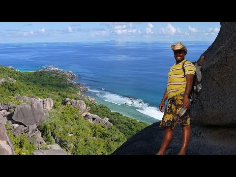 "SEYCHELLES _ La Digue "" Rondy "" le Guide (1)"