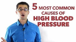 5 MOST Common Causes of HIGH BLOOD PRESSURE