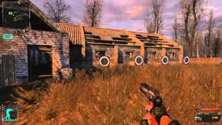 S.T.A.L.K.E.R.: Туман войны: Закалённые Зоной - Начало игры