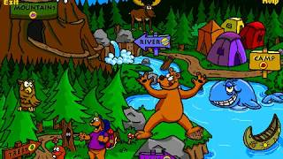 CD-ROM: Gus Goes to CyberStone Park