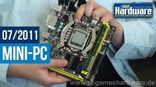 Mini-Gaming-PC selbst bauen | PCGH DVD-Video 07/2011