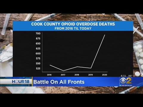 Sharp Increase In Opioid Overdose Deaths Is A Symptom Of The COVID-19 Pandemic, Doctors Say