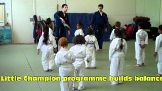 KickFit Martial Arts Little Champions Class
