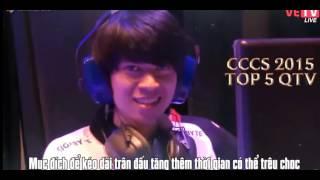 Remix -Ráp về QTV hay nhất -Bản nhạc gây nghiện cho các game thủ