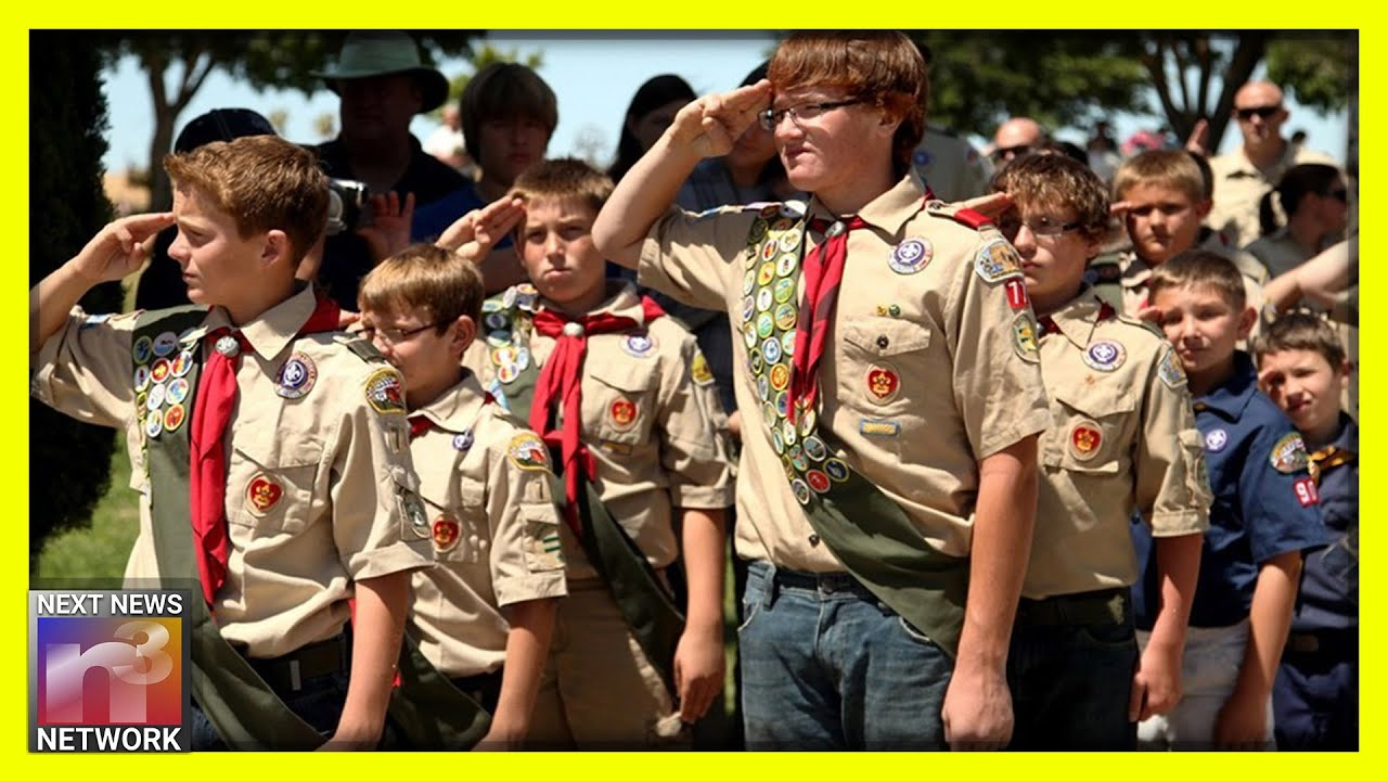 Boy Scouts is OFFICIALLY Dead After this New Policy Change