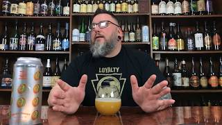 Massive Beer Review 1541 450 North Brewing Fresh Froot Neipa
