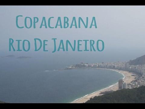 Copacabana Rio De Janeiro - The Most Famous Beach in the World