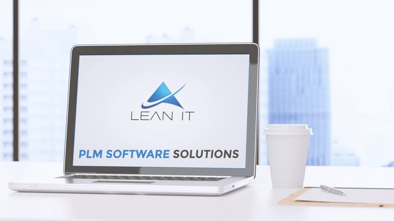 PLM Software Solutions by Lean IT