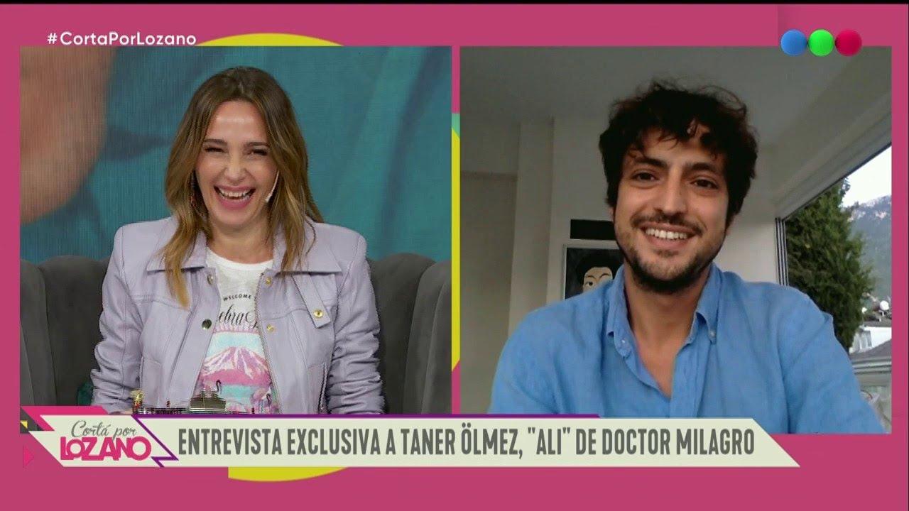 """Download Entrevista exclusiva a Taner Ölmez, """"Ali"""" en #DrMilagro - Cortá Por Lozano"""