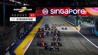 Motorsport Report: perché la Ferrari non è stata competitiva a Singapore