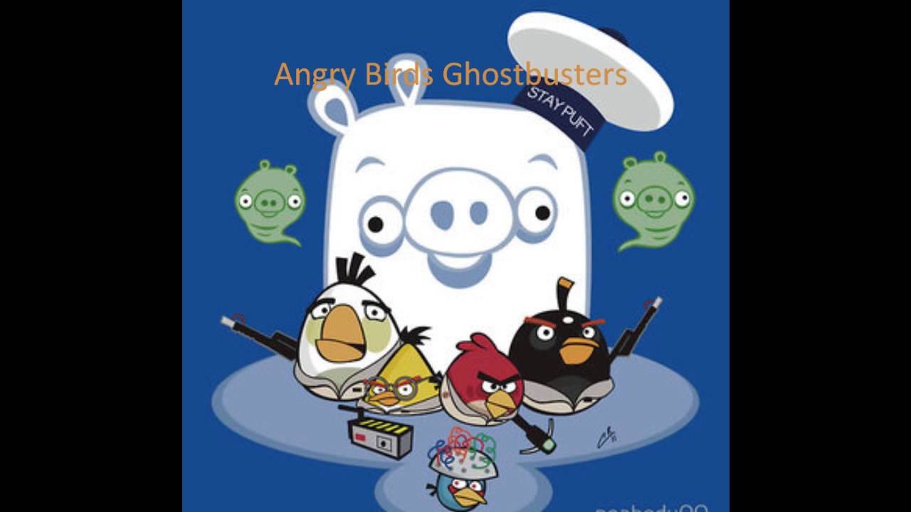 Kids Fall Wallpaper Angry Birds Ghostbusters Game Coming This Fall In 2014