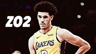 Скачать Lonzo Ball Mix ZO2 Lakers Highlight Mix