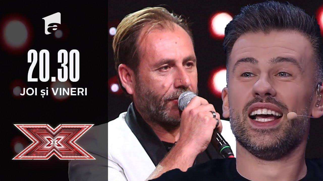 Piele de găină! Enrico Bernando i-a uimit pe jurați cu vocea sa, la X Factor!