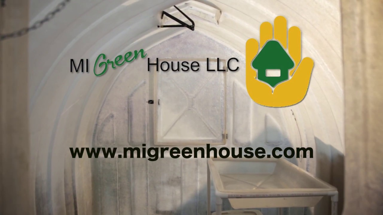 Michigan Green House LLC  Solar Benches – Solar Greenhouses