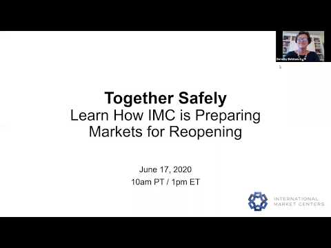 Together Safely | Learn How IMC is Preparing Markets for Reopening