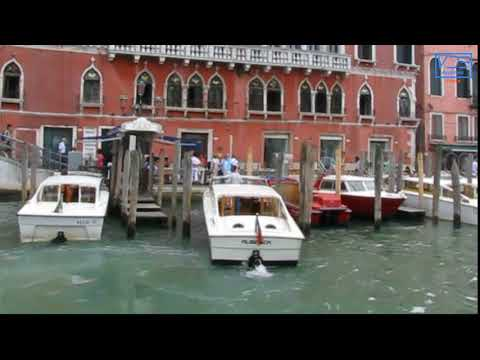 Venice, Exploring through Canals (Italy - Part 8)